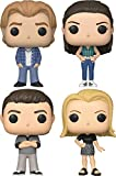 Funko Pop! Television: Dawson's Creek Collectible Vinyl Figures, 3.75' (Set of 4)