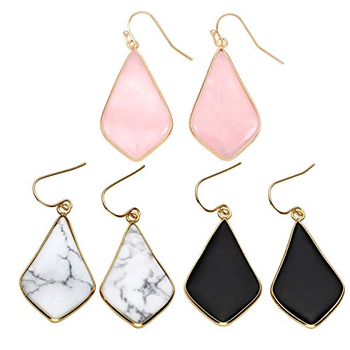 3 Dangle Earrings Jewelry - 8