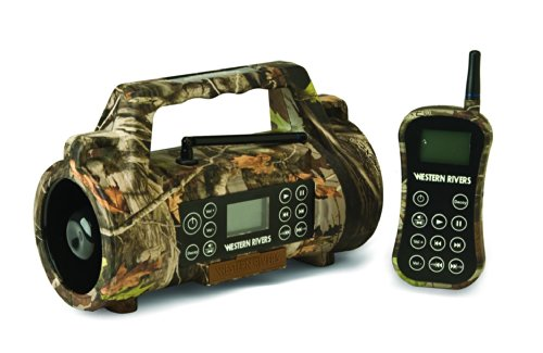 (Western Rivers Game Stalker Caller, Camo, 1 GB)