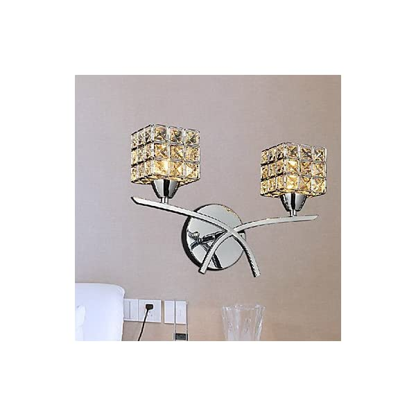 ZQ Creative Wall Sconces Crystal Modern/Contemporary Metal