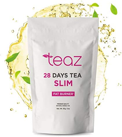 Teaz Days Slim Supplement Successful product image