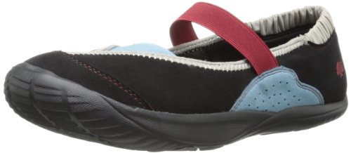 Kalso Earth Women's Intrigue Too Fashion Sneaker,Black Microfiber,8 M US