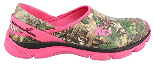 Women's Realtree Outfitters, Lola Slip on Shoes HOT PINK MULTI 7 M