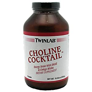 Twinlab Choline Cocktail 13.33 Ounce 2 Pack