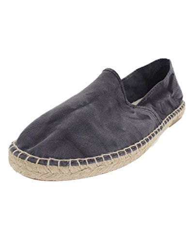 Blu Uomo Natural Navy Espadrillas World Juta Blu xnafwq