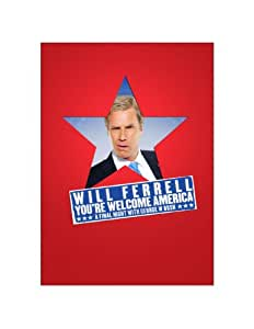 Will Ferrell: You're Welcome, America - A Final Night with George W. Bush