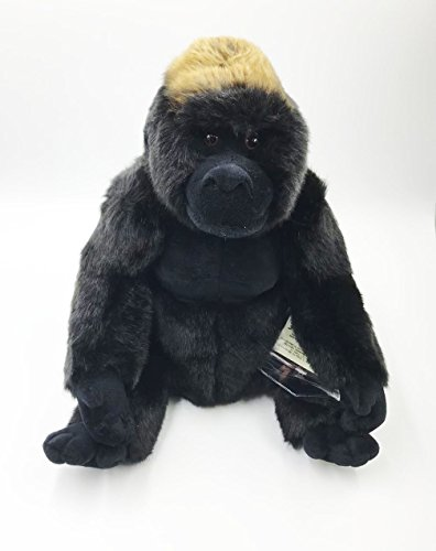 - CWG WESTERN LOWLAND GORILLA STUFFED ANIMAL 10.5