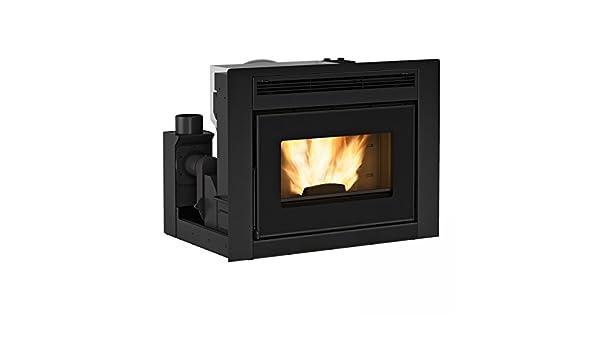 Extra Flame x1282000 Comfort Idro L80 Agua Líder de pellets Chimenea de uso: Amazon.es: Bricolaje y herramientas