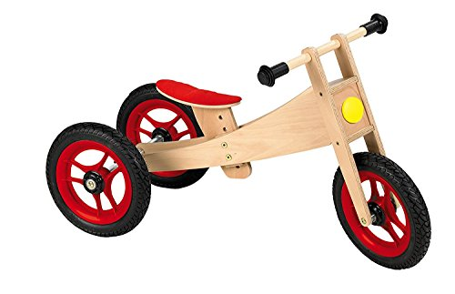 Geuther balance bike 2 in 1 Natural