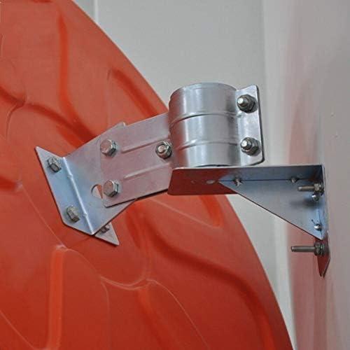 カーブミラー 凸面鏡アジャスタブル安全ミラートラフィックミラーは、45センチメートル60センチメートル80センチメートル100センチメートル街角ガレージ駐車場のためのブラインドスポットを排除取付金具を送ります RGJ4-25 (Size : 750mm)