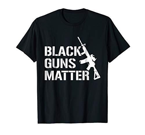 Black Guns Matter T-shirt ()