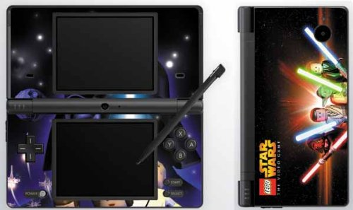 Lego Star Wars Game Skin for Nintendo DSi Console
