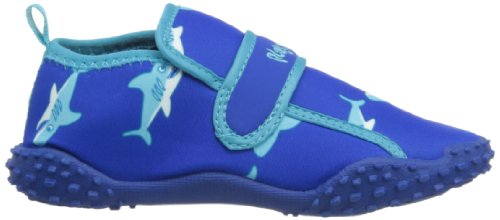 Playshoes Boys UV Protection Shark Collection Aqua Swimming/Beach Shoes (11.5 M US Little Kid) by Playshoes (Image #6)