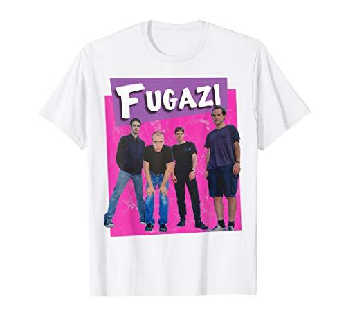 (Fugazi Full House t-shirt )