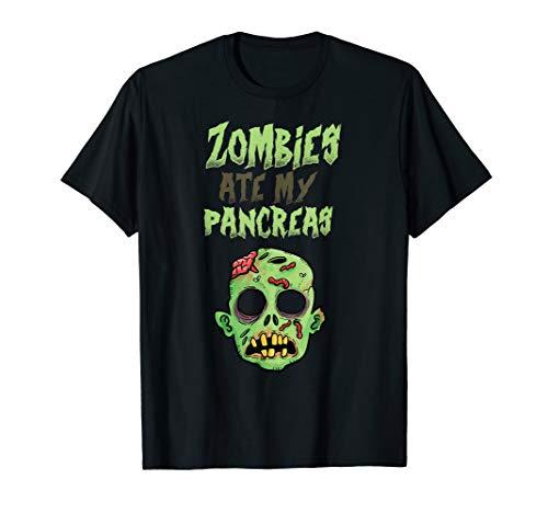 Funny Type 1 Diabetes T-Shirt Funny T1D Diabetic Shirt -