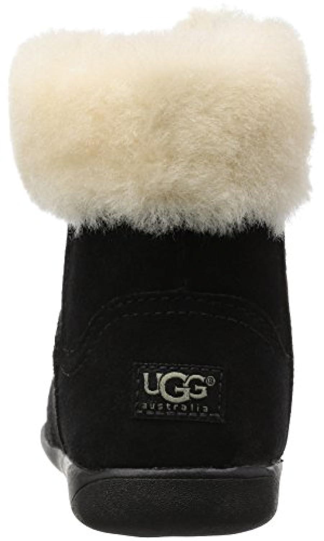 Ugg® Australia Jorie Ii Boots Black 6 Child UK