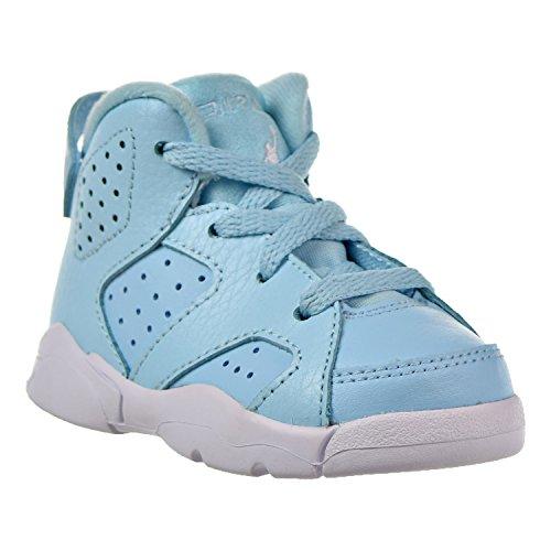 Jordan 12 Boys Sneakers Retro BP 151186-400 Still Blue/White