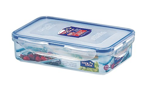 LOCK & LOCK Airtight Rectangular Food Storage Container 27.05-oz / 3.38-cup