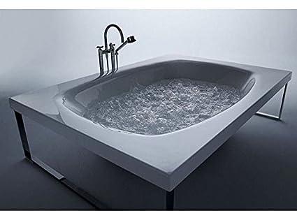 Vasche Da Bagno Zucchetti : Vasche da bagno zucchetti kos kaos vasca a pavimento kaos katt