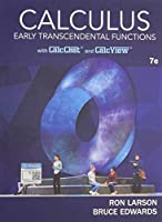 Calculus: Early Transcendental Functions, 7th Edition Front Cover
