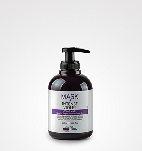 Mask Intense Violet 300 ml - Desing Look Perfect Beauty