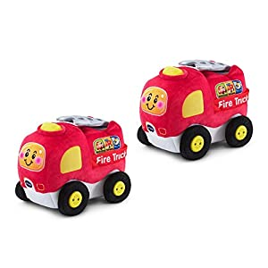 VTech Crawl & Cuddle Fire Truck (2 Pack)