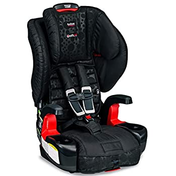 Image of Baby Britax Frontier ClickTight Harness-2-Booster Car Seat - 2 Layer Impact Protection - 25 to 120 Pounds, Bubbles