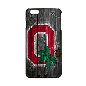 Fortune Ohio State Buckeyes 3D Phone Case for iPhone 6 Plus