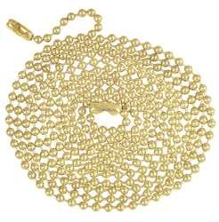 Industrial Grade 4TGV9 5ft Beaded Chain