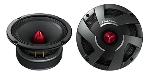 Pioneer TS M650PRO Efficiency Mid Range Speakers