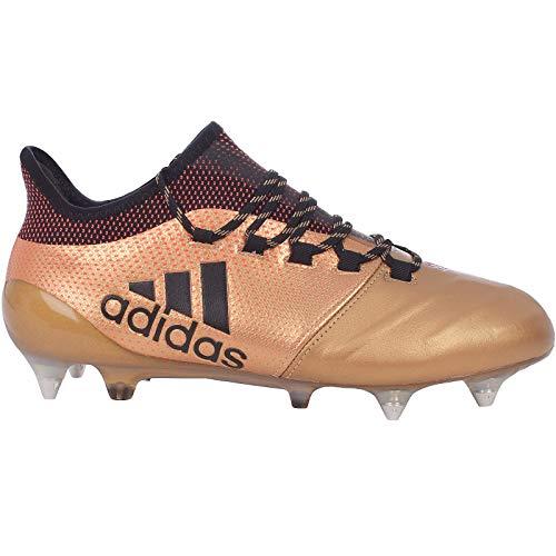 adidas Performance Mens X 17.1 Soft Ground Soccer Boots - Onix - 10.5