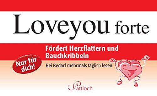 Loveyou forte: Fördert Herzflattern und Bauchkribbeln