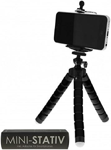 Mini trípode para smartphones Samsung I Phone Digital Cameras 1/4 pulgadas Tornillo de bloqueo I Phone Samsumg huwai: Amazon.es: Electrónica