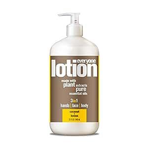 amazon com eo everyone lotion coconut and lemon 32 ounce body