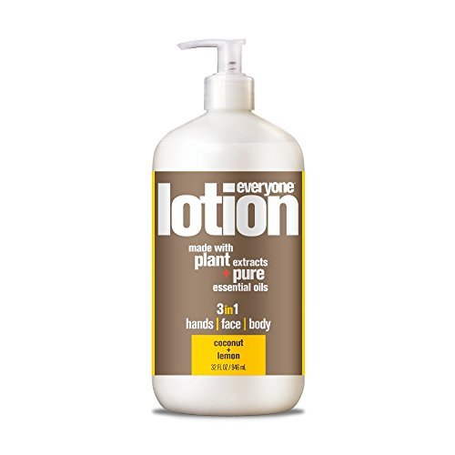 EO Everyone Lotion, Coconut and Lemon, 32 - Body Lotion Eo Herbal