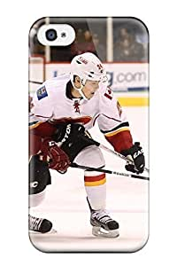 Nannette J. Arroyo's Shop 6366034K896341802 calgary flames (46) NHL Sports & Colleges fashionable iPhone 4/4s cases