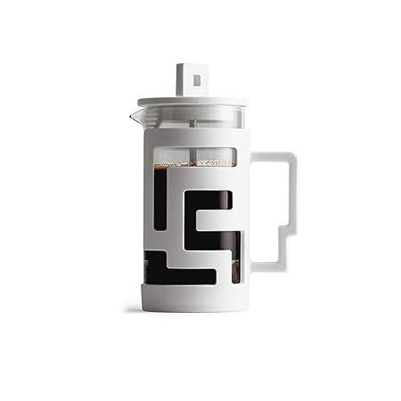 Cafetera de café con filtro, moderna cafetera francesa, cafetera ...