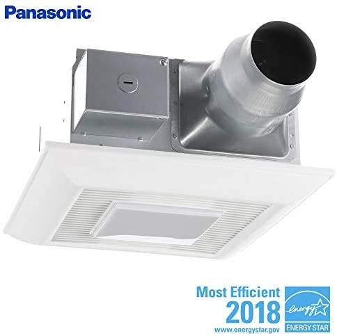 Panasonic FV-08-11VFL5 WhisperFit EZ Retrofit Fan Light
