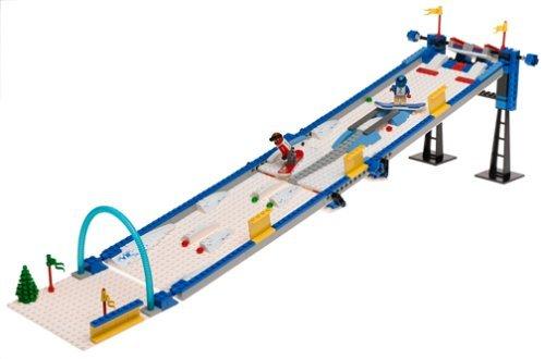(Snowboard Boarder Cross Race from LEGO)