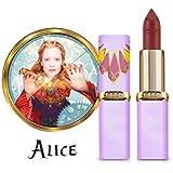 L' Orèal Alice Lipsticks Pack n. 345/N. 116