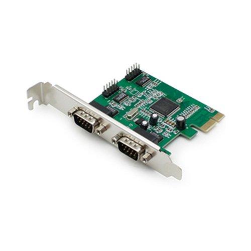 Add-onputer Peripherals, L ADD-PCIE-2X2RS232 L Quad Rs-232 Port Pcie X1 Nic from Add-onputer Peripherals, L