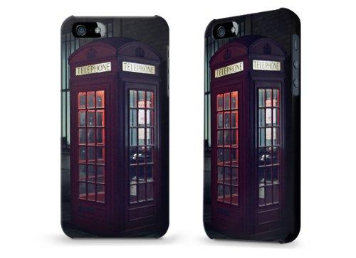 """Hülle / Case / Cover für iPhone 5 und 5s - """"London Calling II"""" von Ronya Galka"""