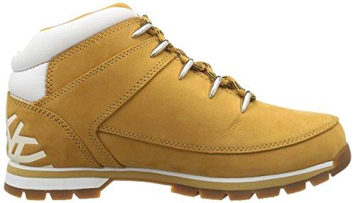 Chaussures De Jaune Homme wheat Timberland Randonnée Euro Sprint q4n7E6