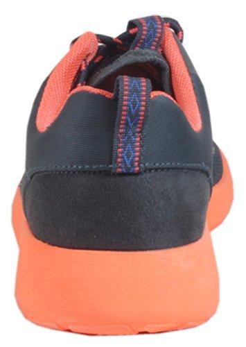 Cultz - zapatilla baja Unisex adulto Naranja - Orange/Grau