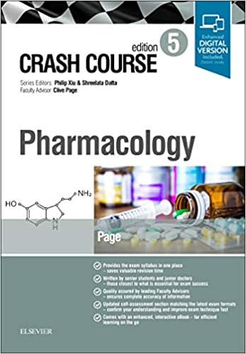 Crash Course Pharmacology, 5th Edition - Original PDF