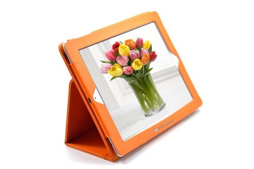 SANOXY-360-degree-Swivel-Leather-Case-Compatible-with-Apple-iPad