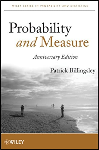 Probability and Measure (Wiley Series in Probability and