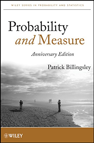 Probability and Measure (Wiley Series in Probability and Statistics Book 938) (English Edition)
