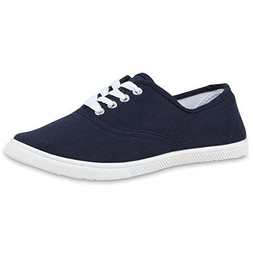 Japado - Zapatillas Hombre azul oscuro