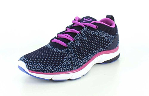 Vionic Womens Flex Sierra Lace Up (7 B(M) US, Navy)
